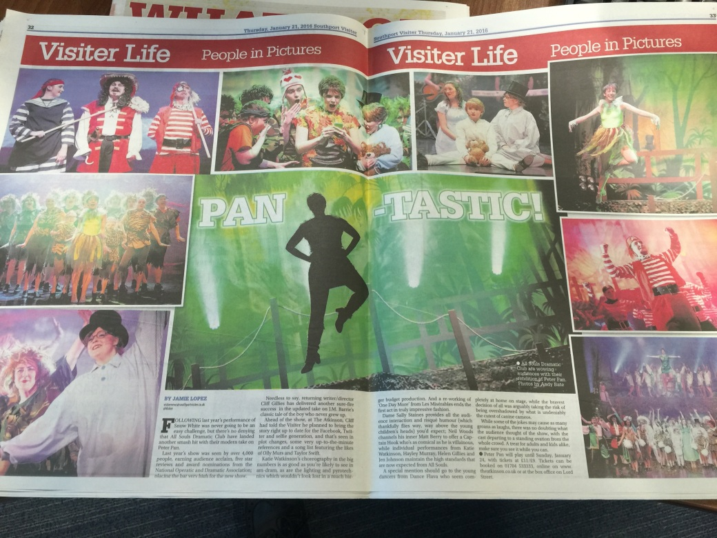 Newspaper Review, Vister Peter Pan.jpeg